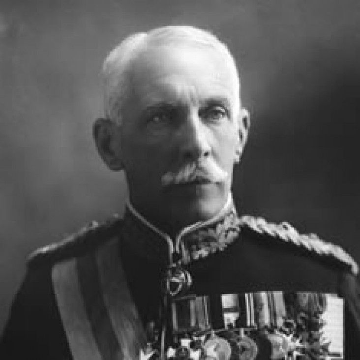 General Sir Charles Fergusson.