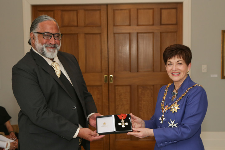 Mr Hoturoa Barclay-Kerr, of Hamilton, CNZM for services to Māori and heritage commemoration
