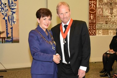 Image of Professor Peter Gilling, of Tauranga,CNZM,for services to urology