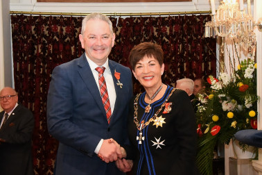 Mr Stephen Canny, MNZM of Invercargill, for services to the community, governance and cycling