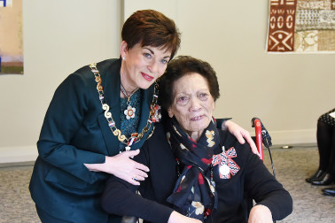 Image of Mrs Keita (Katie) Dawson, of Auckland, QSM, for services to Māori and seniors