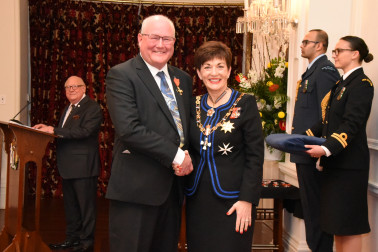Image of Craig Emeny, of the Chatham Islands, ONZM, for services to aviation and the community