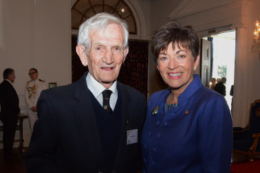 an image of Dame Patsy and Dr Brian Molley