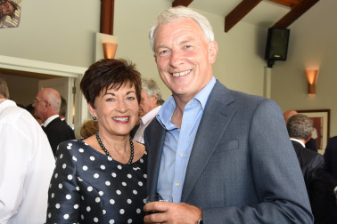an image of Dame Patsy and Hon Phil Goff