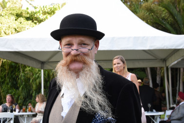 an image of a Waitangi Day guest