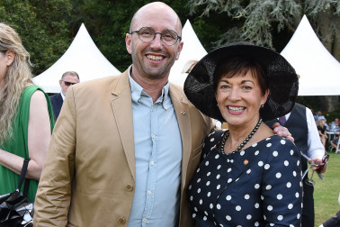 an image of Dame Patsy and Alastair Carruthers