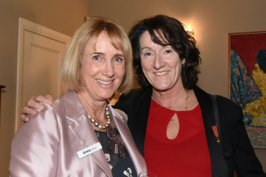 an image of CEO of LBC, Pru Etcheverry and Jinny Waller