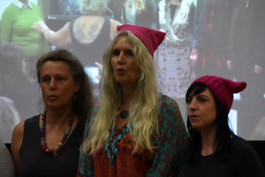 an image of Members of the Women's Choir
