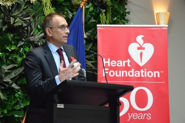 Image of Heart Foundation Chair of Heart Health, Dr Rob Doherty