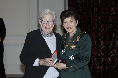 Image of Dame Patsy and Pamela Brown