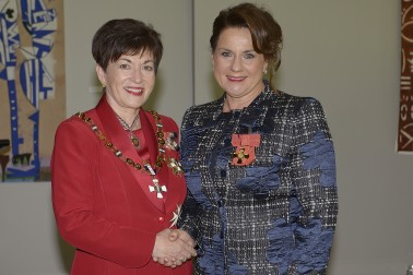 Image of Dame Patsy and Helen Robinson
