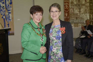 Image of Jeremy Drummond and Dame Patsy Reddy