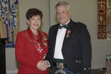 Image of Dame Patsy and Peter Turnbull