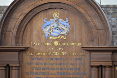 Sir George Grey memorial