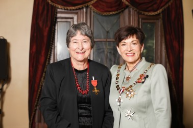 Image of  Dr Christine Roke, of Auckland, ONZM, for services to sexual and reproductive health