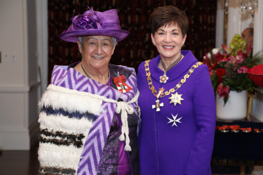 Image of Dame Aroha Reriti-Crofts, of Christchurch, DNZM, for services to Māori and the community