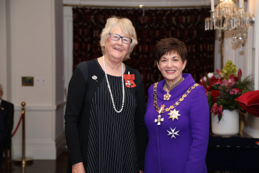 Image of Lois Chick, of Christchurch, MNZM, for services to education