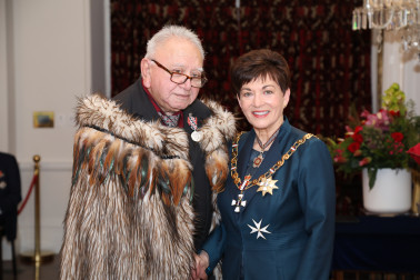 Mr Turangapito Parata, Hawera, QSM for services to Māori, health and youth