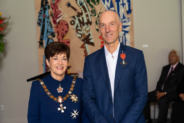 Mr Chris Morrison, of Auckland, MNZM, for services to sustainable business and Fair Trade
