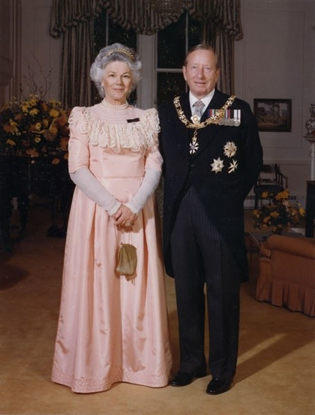 Image of Sir David and Lady Beattie