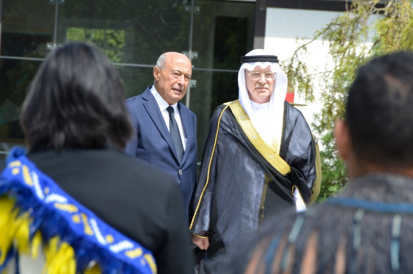 Image of Ambassador of the Kingdom of Bahrain HE Dr Mohamed Ghassan Mohamed Adnan Shaikho