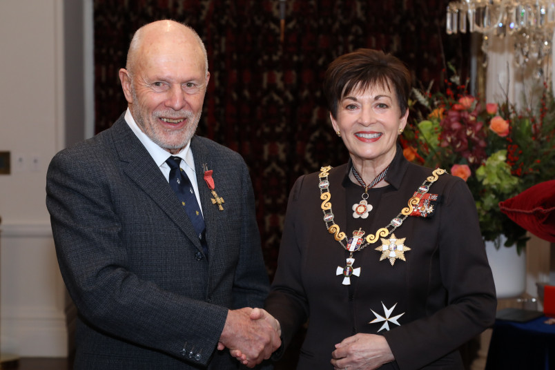 Mr Shaun Norman, of Twizel, ONZM for services to mountaineering, alpine safety and the community