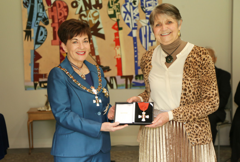 Mrs Maureen Corby, of Auckland, CNZM for services to early childhood education
