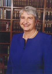 The Chief Justice Dame Sian Elias