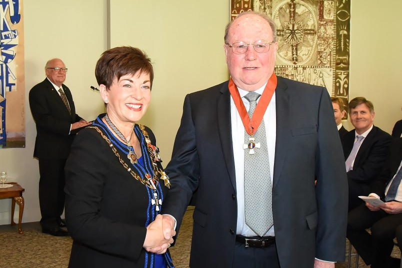 Image of Lindsay Fergusson, of Auckland, CNZM,for services to governance
