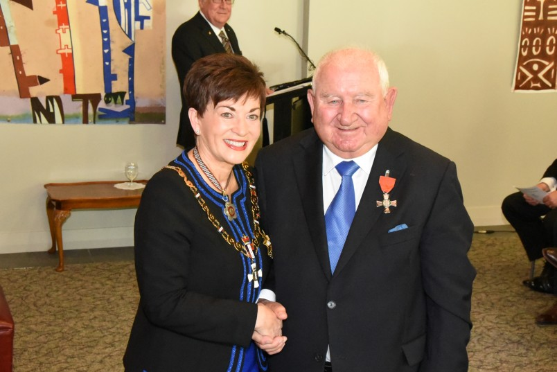 Image of John Roy-Wojciechowski, of Auckland, MNZM, for services to the Polish community and philanthropy