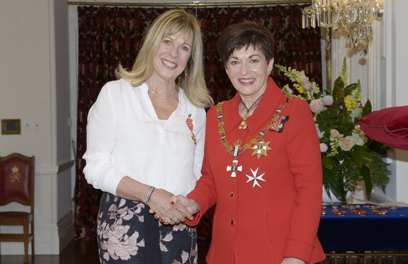 Image of Annabel Langbein, of Auckland, ONZM, for services as a food writer