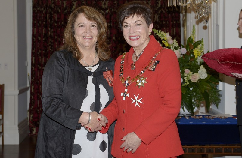 Image of  Professor Elisabeth McDonald, of Masterton, MNZM, for services to the law and education