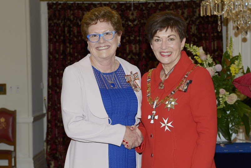 Image of Jocelyn Cooney, of Cambridge, QSM, for services to the community