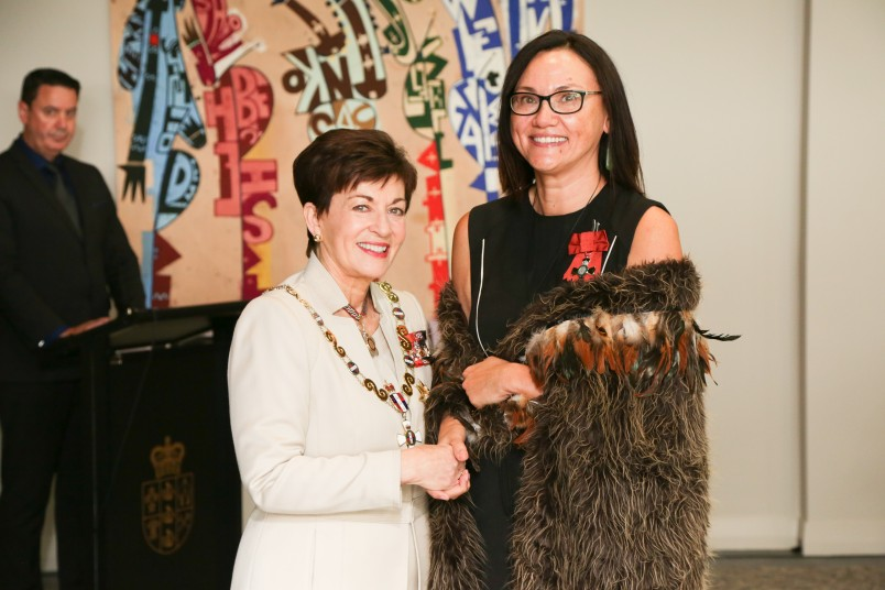 Image of Sharon Shea, of Auckland, MNZM, for services to Māori health and development