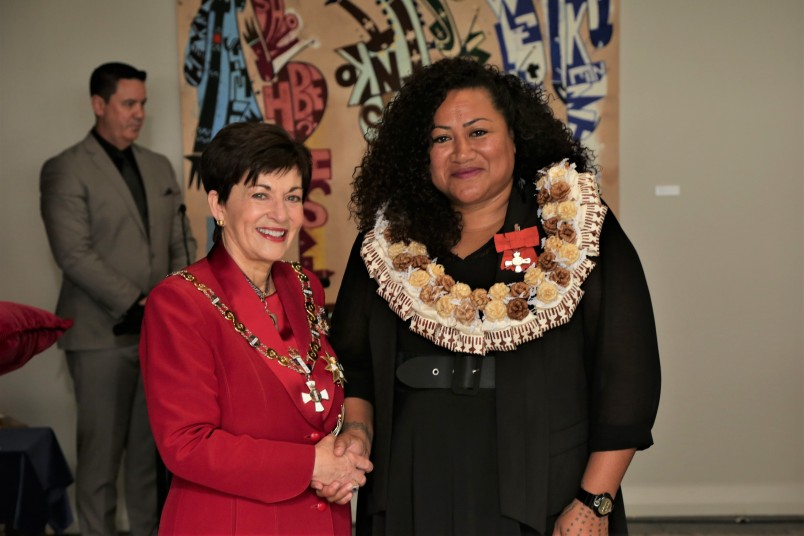 Luisa Avaiki, of Acukland, MNZM for services to rugby league