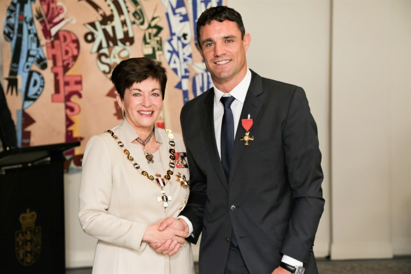 Dan Carter, of Auckland, ONZM for services to rugby
