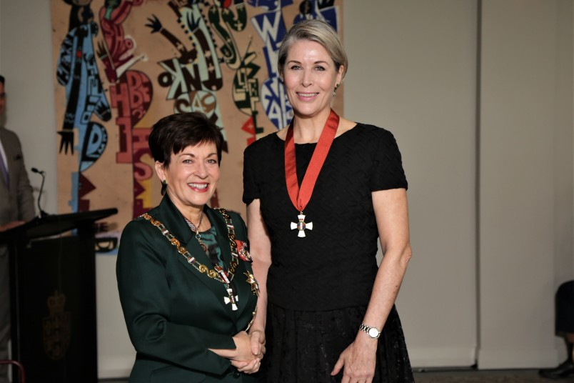 Ms Jennifer Ward-Lealand, of Auckland, CNZM for services to theatre, film and television