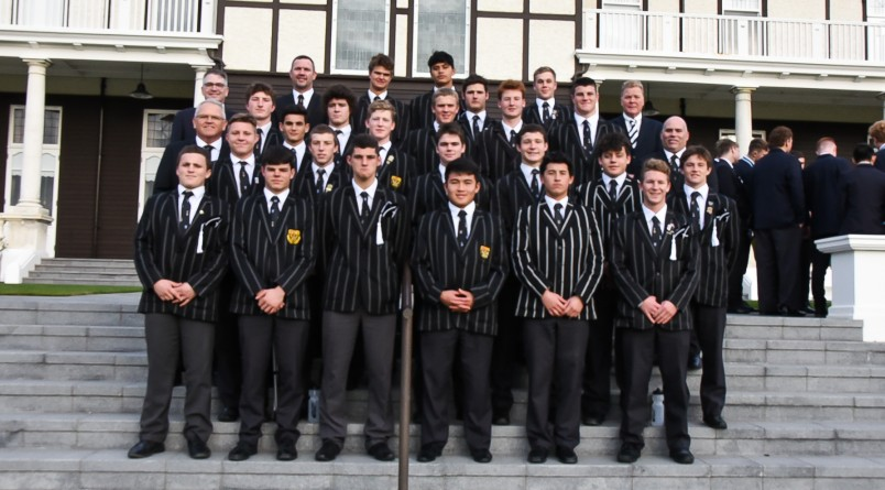 Christ College First XV