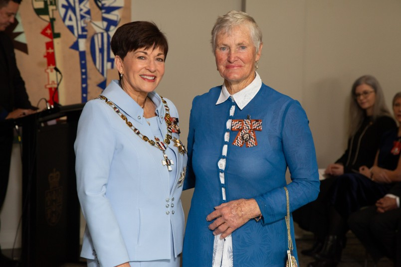 Elizabeth Thomas, of Oxford, QSM for services to equestrian sports and the community