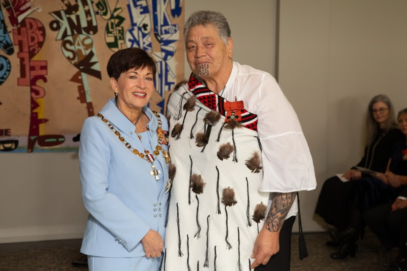 Mereana Pitman, of Napier, MNZM for services to Maori and family violence prevention