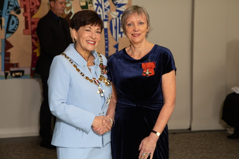 Sue Gardiner, of Auckland, MNZM for services to the arts