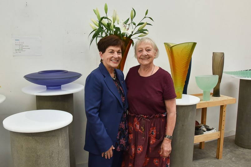 Image of Dame Patsy and Ann Robinson