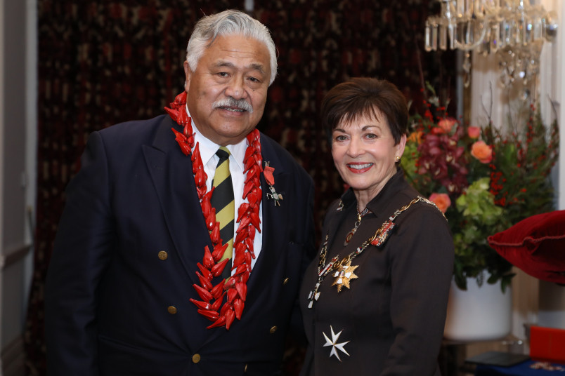 Mr Ieti Tiatia, of Wellington, MNZM for services to sport and the Samoan community