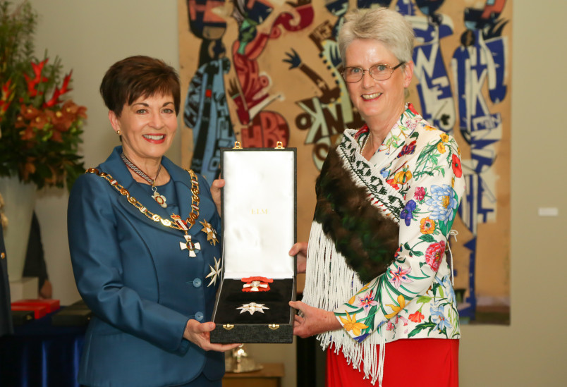 Distinguished Professor Dame Jane Harding, of Auckland, DNZM for services to neonatology and perinatology