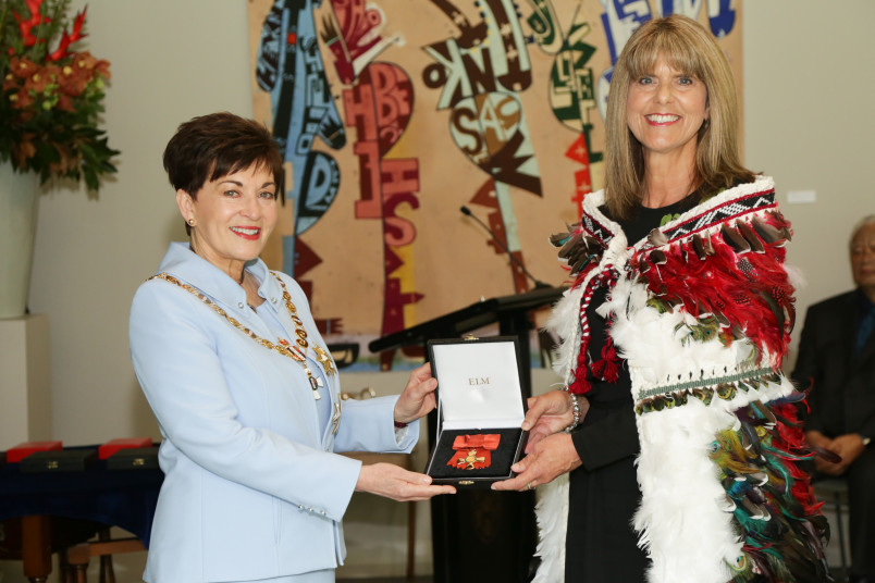 Mrs Lisa Woolley, of Auckland, ONZM for services to the community and governance