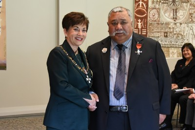 Image of Mr William Gray, of Tolaga Bay, MNZM, for services to Māori and the community