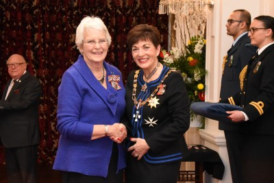 Image of Julia Lowe, of Paeroa, QSM, for services to the community