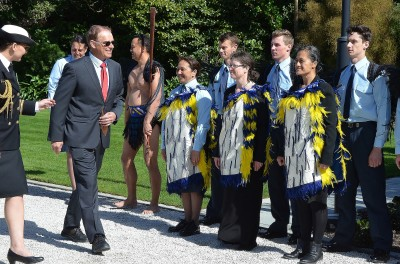 An image of HE Mr Mark Mullie, Ambassador of the Kingdom of Belgium and the cultural party