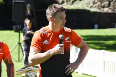 Image of Beauden Barrett