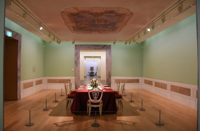 Image of the The Corsini dining room